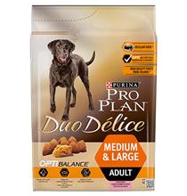 Purina Pro Plan Duo Delice Adult Salmon & Rice / Сухой корм Пурина Про План Дуо Делис для взрослых собак Лосось с Рисом