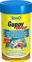 Tetra Guppy Colour / Корм Тетра для гуппи для улучшения окраса 250 мл