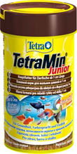 Tetra Min Junior / Корм Тетра в хлопьях для молоди рыб 100 мл