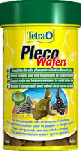 Tetra Pleco Veggie Wafers / Корм Тетра для сомиков-присосок 100 мл