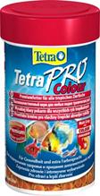 Tetra Pro Color Crisps / Корм Тетра-чипсы для улучшения окраса всех декоративных рыб 100 мл