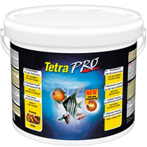 Tetra Pro Energy Crisps / Корм Тетра-чипсы для всех видов рыб для дополнительной энергии 10 л (ведро)