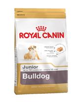 Заказать Royal Canin Bulldog Junior / Сухой корм Роял Канин для Щенков породы Английский Бульдог в возрасте до 1 года по цене 4520 руб