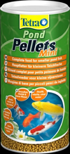 Tetra Floating Pellets S / Корм Тетра для прудовых рыб в шариках 1 л