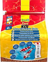 Tetra Koi Sticks Energy энергетический / Корм Тетра для кои в гранулах 4 л