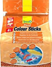 Заказать Tetra Pond Color Sticks / корм для прудовых рыб палочки для окраски 4 л по цене 920 руб