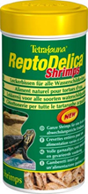 Tetra ReptoMin Delica Shrimps / Корм Тетра с креветками для водных черепах 250 мл