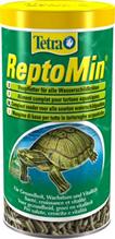 Tetra ReptoMin / Корм Тетра в виде палочек для водных черепах 1 л