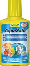 Tetra AquaSafe / кондиционер для подготовки воды аквариума 100 мл