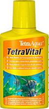 Tetra Vital / кондиционер для создания естественных условий в аквариуме 100 мл