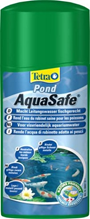 Заказать Tetra Pond AquaSafe / средство для подготовки воды для пруда 500 мл по цене 720 руб