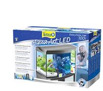 Tetra AquaArt LED / аквариумный комплекс 100 л с LED освещением