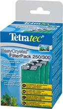 Tetra EC 250 / 300 фильтрующие картриджи без угля для внутренних фильтров EasyCrystal 250/300 3 шт.