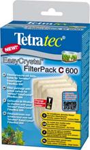 Tetra EC 600 / С фильтрующие картриджи с углем для внутреннего фильтра EasyCrystal 600 3 шт.