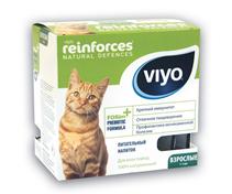 Заказать VIYO Reinforces Cat Adult / пребиотический напиток для взрослых кошек 7х30 мл по цене 380 руб