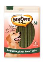 Заказать Мнямс Лакомство для собак Зубные палочки-звезды 12 см размер S по цене 100 руб