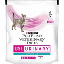 Purina Pro Plan Veterinary Diets UR Urinary Ocean Fish / Лечебный корм Пурина Про План Ветеринарная Диета для кошек Уринари Мочекаменная болезнь Океаническая рыба