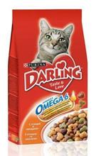Заказать Darling / Сухой корм для кошек с Птицей и Овощами по цене 330 руб