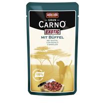 Заказать Animonda Gran Carno Exotic / паучи для собак с мясом Буйвола Цена за упаковку по цене 1900 руб