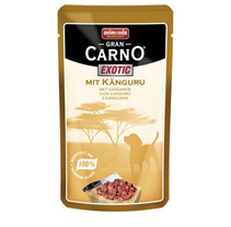 Заказать Animonda Gran Carno Exotic / паучи для собак с мясом Кенгуру Цена за упаковку по цене 1900 руб