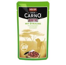 Заказать Animonda Gran Carno Exotic / паучи для собак с мясом Страуса Цена за упаковку по цене 1900 руб