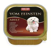 Animonda Vom Feinsten Forest / Консервы Анимонда для собак с Олениной (цена за упаковку)