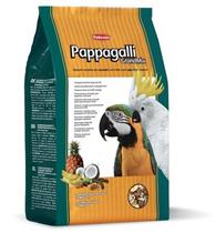 Padovan корм для птиц GRANDMIX pappagalli комплексный / основной для крупных попугаев (2кг)