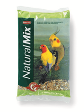 Padovan Naturalmix Parrocchetti / Корм Падован для Средних попугаев Основной