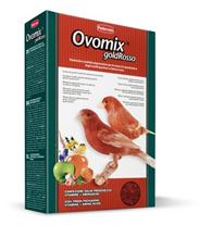 Padovan Ovomix Gold Rosso / Корм Падован для Птенцов с Красным оперением Комплексный Яичный
