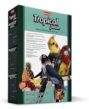 Padovan Tropical patee / Корм Падован для Средних попугаев Комплексный Фруктовый