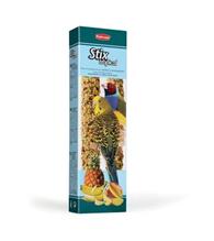 Padovan Stix Tropical / Лакомство Падован Палочки для Попугаев и Экзотических птиц Фруктовые