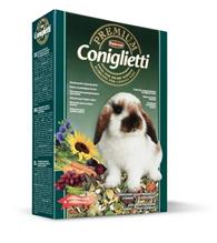 Padovan Premium coniglietti / Корм Падован для кроликов и молодняка Комплексный Основной