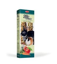 Заказать Лакомство STIX COUNTRY coniglietti палочки сельские д / кроликов и морских свинок (100г) по цене 220 руб