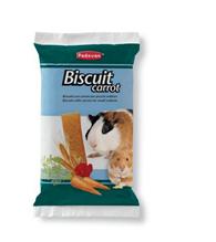 Padovan Biscuit carrot / Лакомство Падован для грызунов бисквиты Морковные