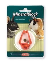 Заказать Минеральная добавка MINERALBLOCK rody минеральный блок д / грызунов (50г) по цене 190 руб
