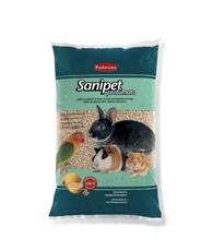 Padovan Sanipot profumato / Наполнитель Падован для грызунов Кукурузные гранулы