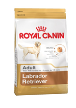 Royal Canin Breed dog Labrador Retriever Adult / Сухой корм Роял Канин для взрослых собак породы Лабрадор старше 15 месяцев
