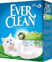 Ever Clean Extra Strong Scented / Наполнитель для кошачьего туалета комкующийся Эвер Клин с ароматизатором Зелёный