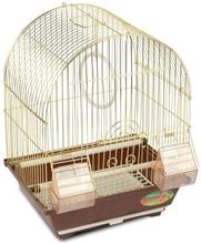 Заказать Клетка Patty коричневый поддон / золотая решётка д/птиц по цене 3100 руб