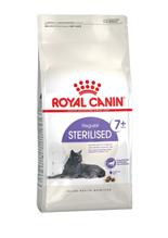Royal Canin Sterilised 7+ / Сухой корм Роял Канин Стерилайзд для Пожилых кастрированных котов и Стерилизованных кошек в возрасте от 7 до 12 лет
