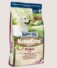 Заказать Happy Dog NaturCroq Welpen / Сухой корм для Щенков по цене 520 руб