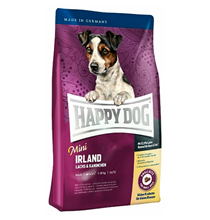 Happy Dog Supreme Mini Irland Lachs & Kaninchen / Сухой корм Хэппи Дог для собак Мелких пород Ирландия (Лосось и Кролик)