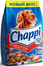 Chappi / Сухой корм Чаппи для собак Сытный мясной обед Говядина