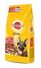 Pedigree / Сухой корм Педигри для собак Крупных пород Говядина