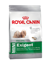 Royal Canin Mini Exigent / Сухой корм Роял Канин для Привередливых собак Мелких пород