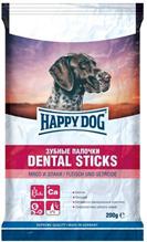 Happy Dog Dental Sticks / Лакомство для собак Хэппи Дог Зубные палочки Мясо и Злаки