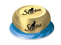 Sheba / Консервы Шеба для кошек Сочный Тунец в нежном соусе (цена за упаковку)
