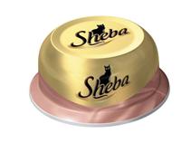 Sheba / Консервы Шеба для кошек Утка и Цыпленок (цена за упаковку)
