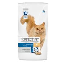 Perfect Fit In-home / Сухой корм Перфект Фит для домашних кошек Курица