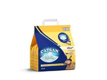 Catsan Ultra / Наполнитель для кошачьего туалета Комкующийся